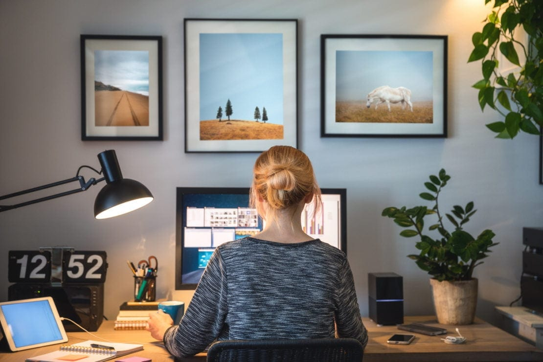 Could remote working work in the long term