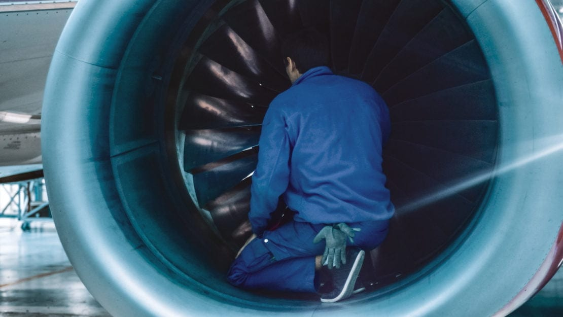 The aerospace industry issues